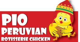 Pio Peruvian Rotisserie Chicken- Calgary