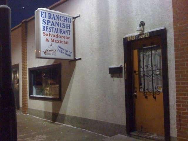 Restaurantes latinos en Edmonton Alberta