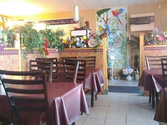 Restaurante Latino en Red Deer