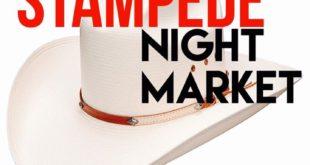 Julio 14-Stampede Night Market -Calgary Aberta
