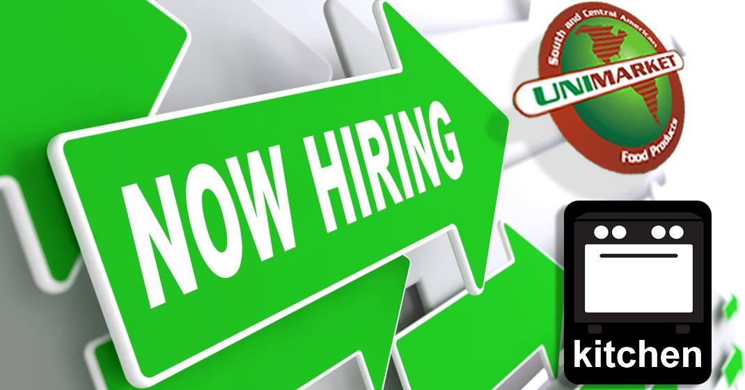 Mayo 30 -Oportunidad de empleo en UNIMARKET Calgary AB