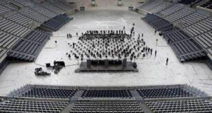 Francia hará su primer concierto de prueba en mayo y sin test de coronavirus