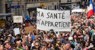 La vacunación es obligatoria para varias profesiones en Francia