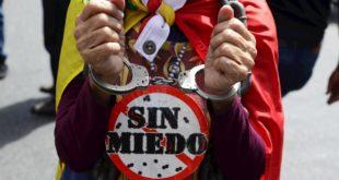 La ONU acusó a la Justicia venezolana de jugar un papel vital en la represión