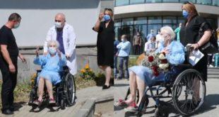 Mujer de 111 años de edad, superó el Covid-19 en Georgia