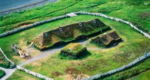 Los vikingos ya estaban en América hace ahora justo 1.000 años
